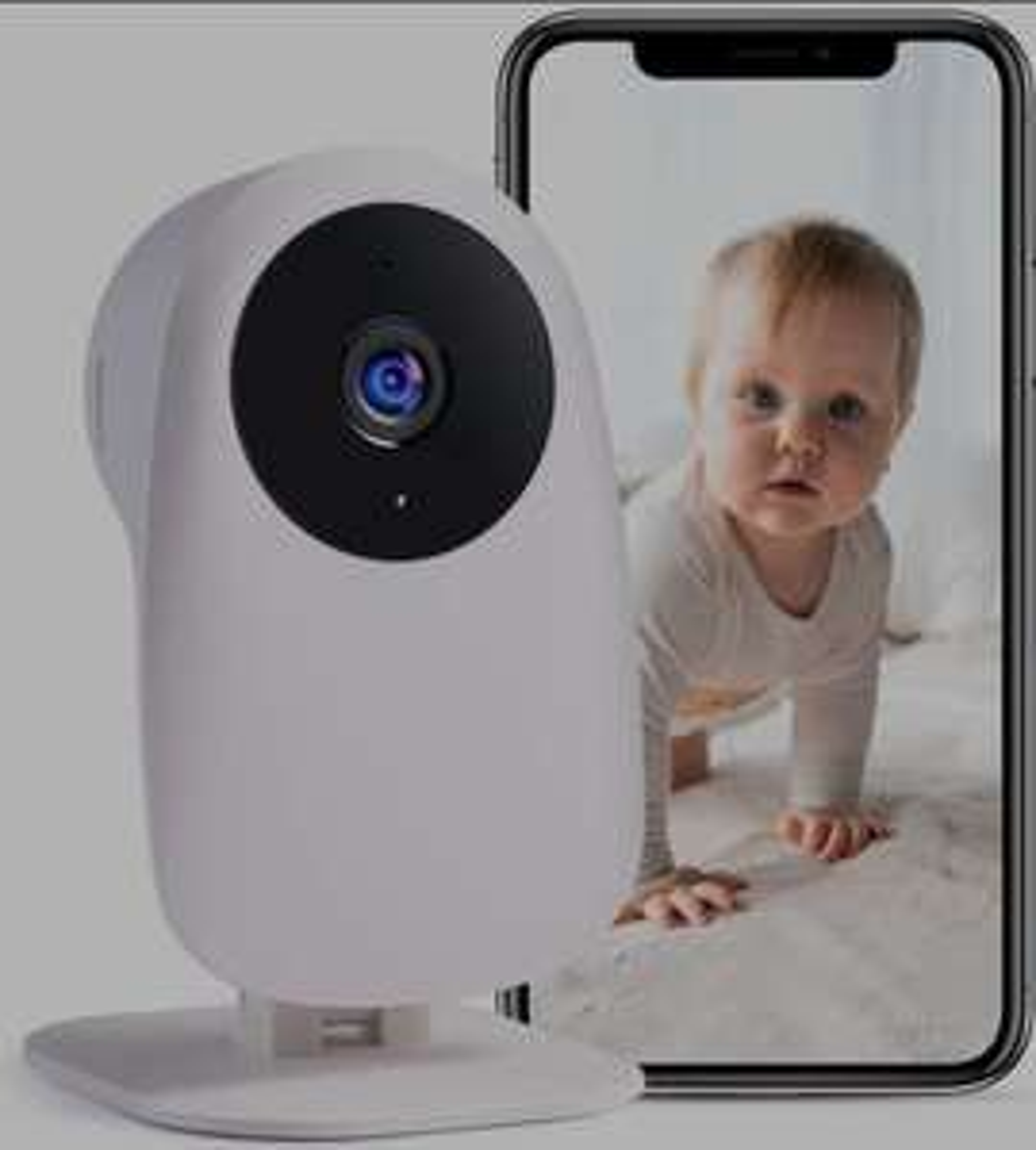 Nooie Baby Monitor Pet WiFi Camera 1080
