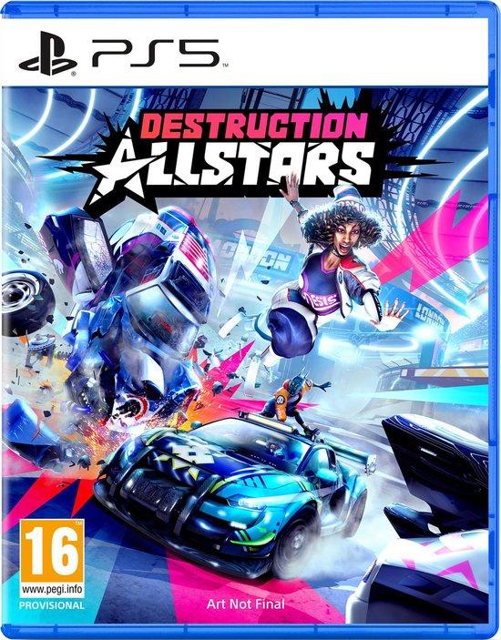 PS5 Spel Destruction AllStars @ Game Mania
