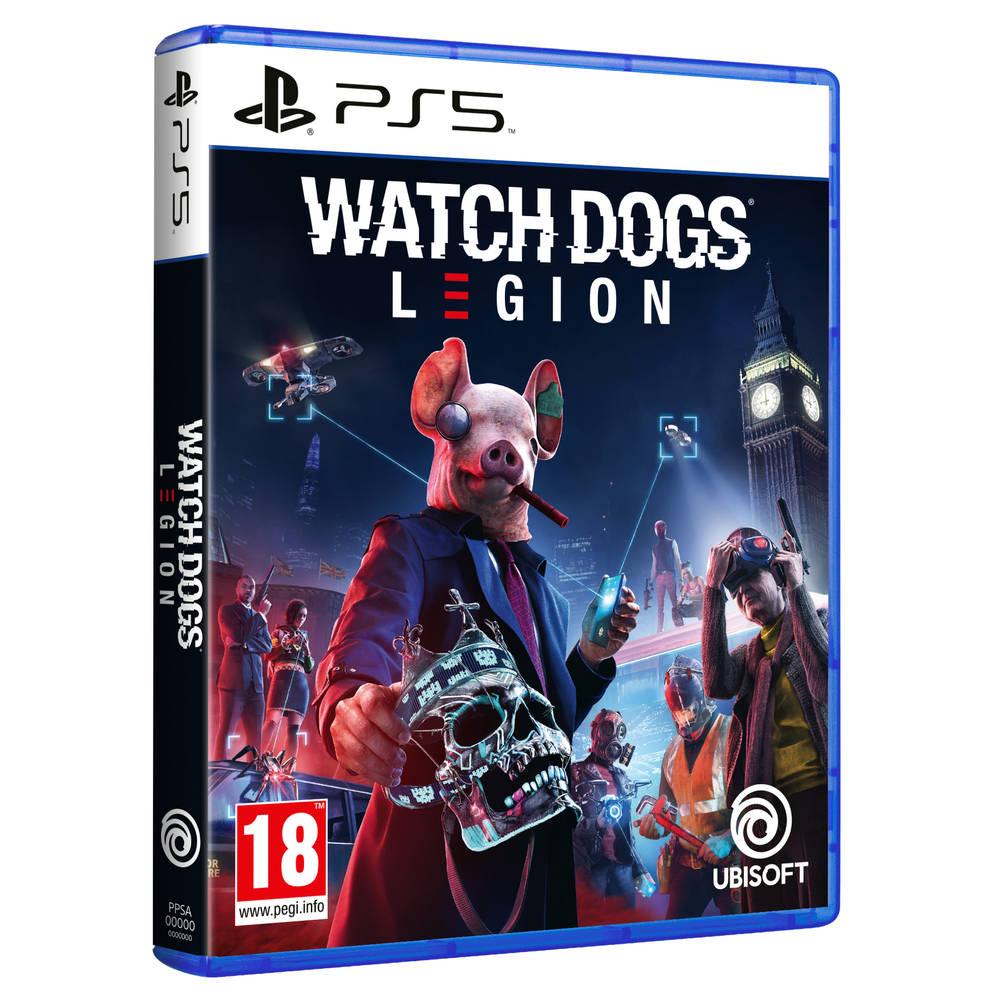 Watch Dogs Legion (PS5) @ Intertoys
