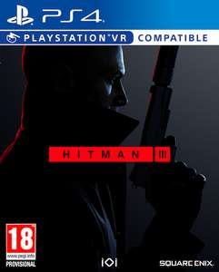 Hitman 3 PS4/PS5 (PSVR Compatible) @ AllYourGames