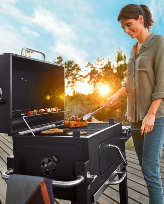 TEPRO Houtskoolbarbecue Toronto voor €99 @ Lidl-shop