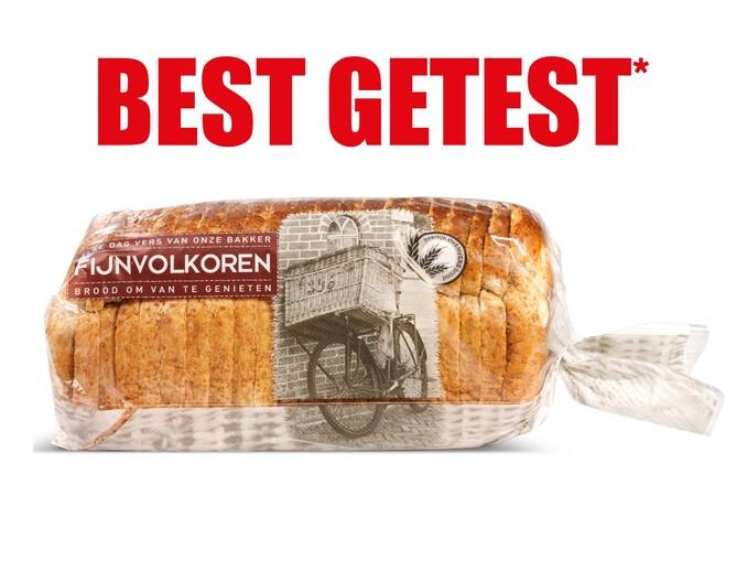 Een heel fijn volkoren brood voor maar 69 cent @Lidl + best getest!
