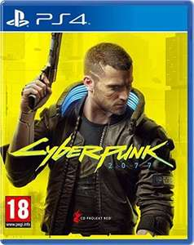 Cyberpunk 2077 - day one edition (ps4 en xb1)