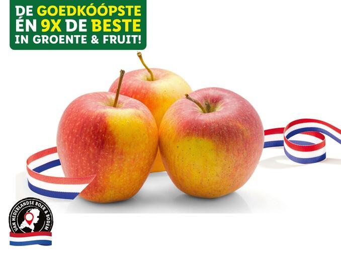 6 Evelina Appels (schaal 1 kg) van €2,29 voor €1,49 @ Lidl