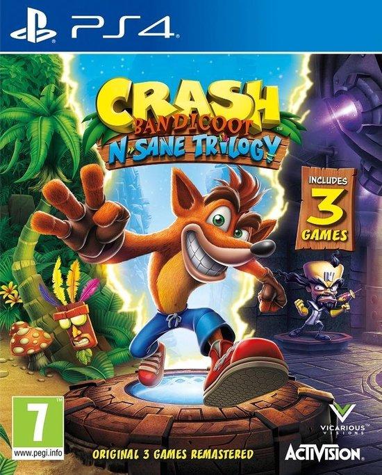 Crash Bandicoot™ N. Sane Trilogy PS4