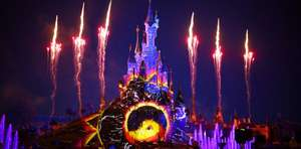 2 Of 3 Dagen Disneyland Paris Bonfire Event @ Travelcircus