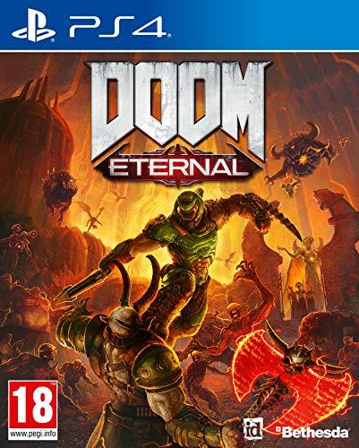 Doom Eternal (PS4) voor €8,27 bij Amazon UK