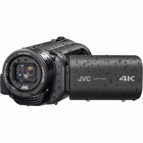 JVC camcorder GZ-RY980HEU bij BCC, Wehkamp, Amazon