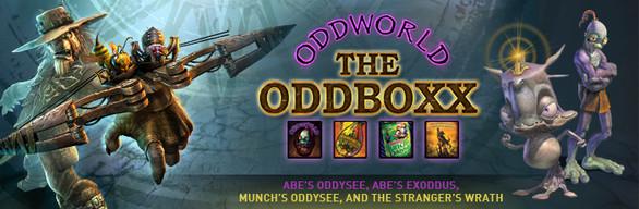 Oddworld: The Oddboxx (Steam)