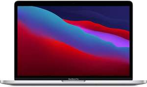 New Apple MacBook Pro with Apple M1 chip (13-inch, 8GB RAM, 256GB SSD) - Silver