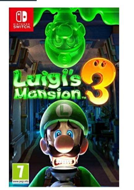 Luigi's Mansion 3 - NL versie (Nintendo Switch)