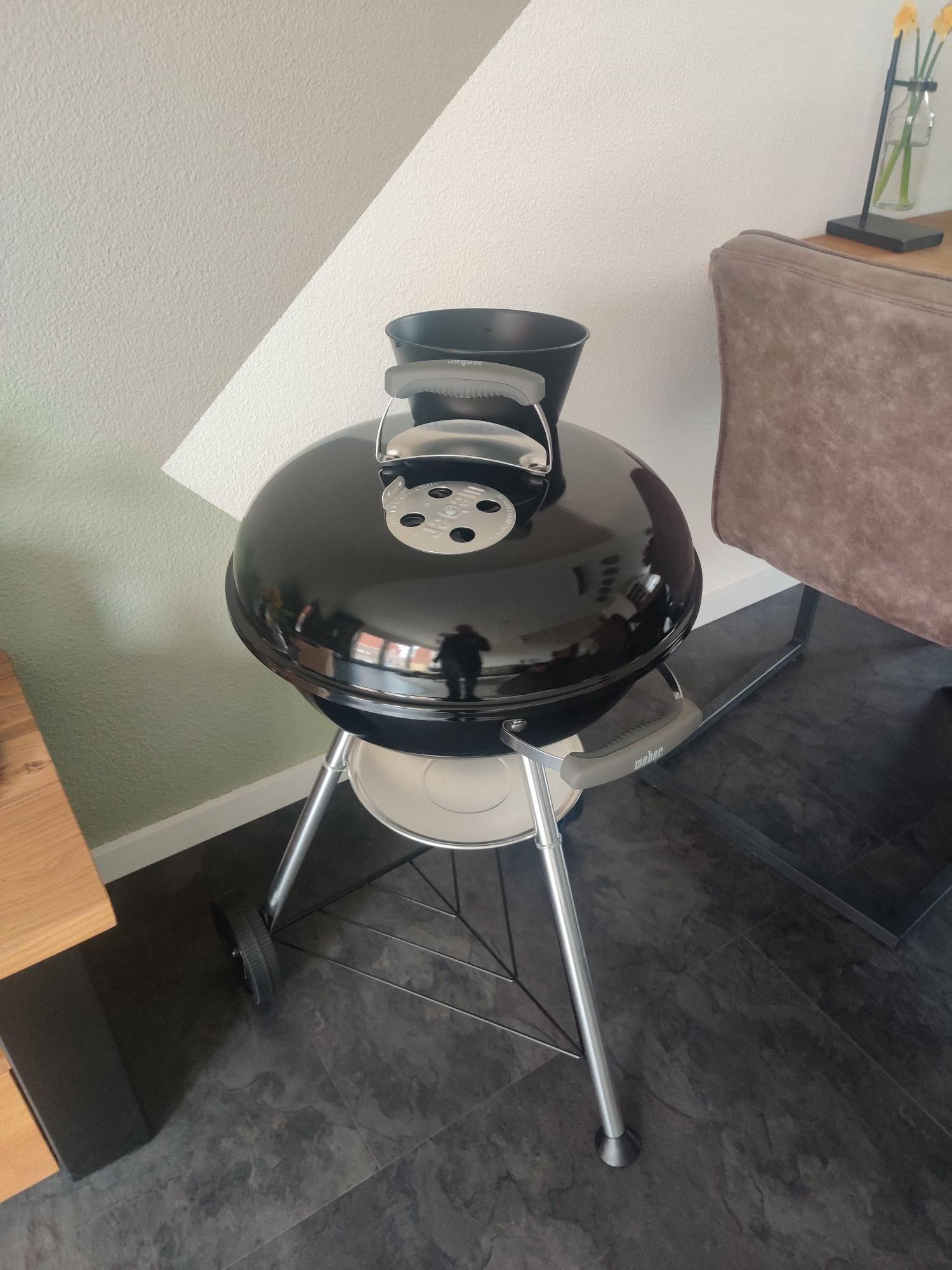 LOKAAL PAPENDRECHT weber compact kettle 47cm bij de albert heijn