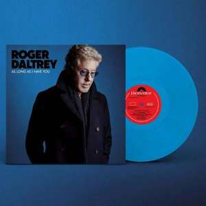 Roger Daltrey (from The Who) - As Long As I Have You Coloured Limited Edition Blue LP