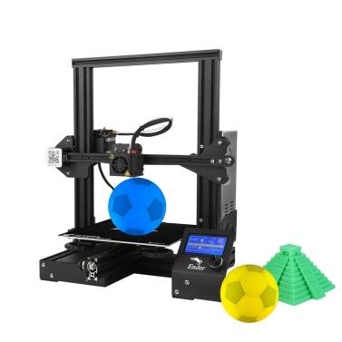 Creality Ender 3 3D printer met 5M filament voor €135,15 (verzending uit Duitsland) @ Tomtop