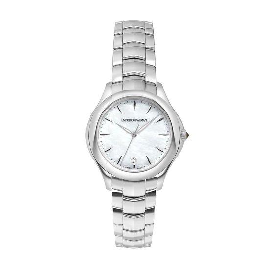 Emporio Armani Swiss ARS8507 - Dames - Horloge - 32 mm @bol.com