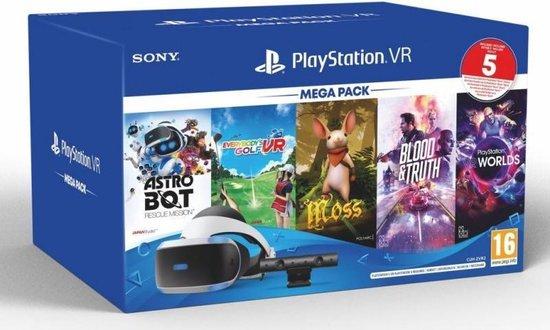 Sony PlayStation VR Mega III Pack + 5 games
