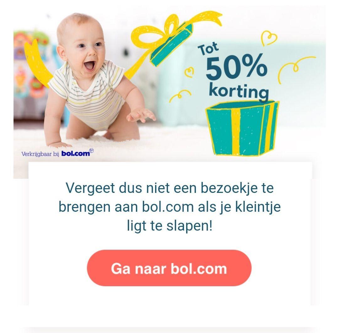 Bol.com - Pampers aanbiedingsoverzicht!