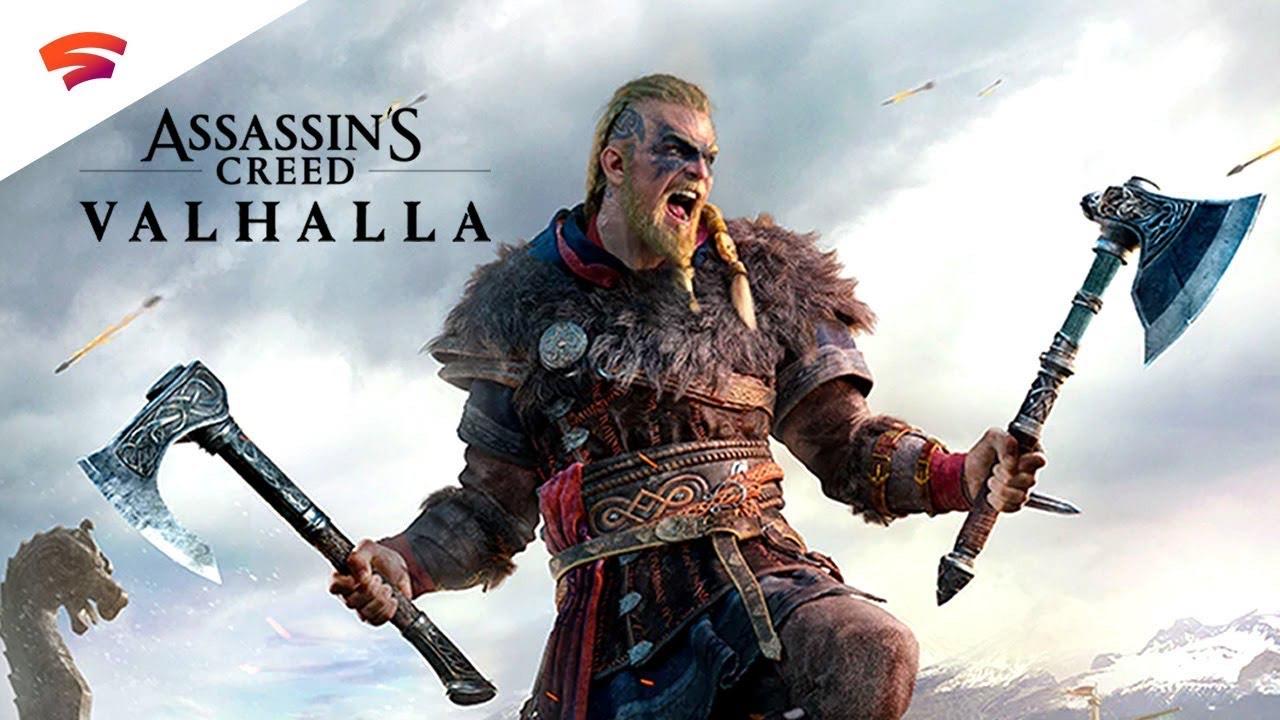 Stadia games afgeprijsd (Assassin's Creed, Watch Dogs)