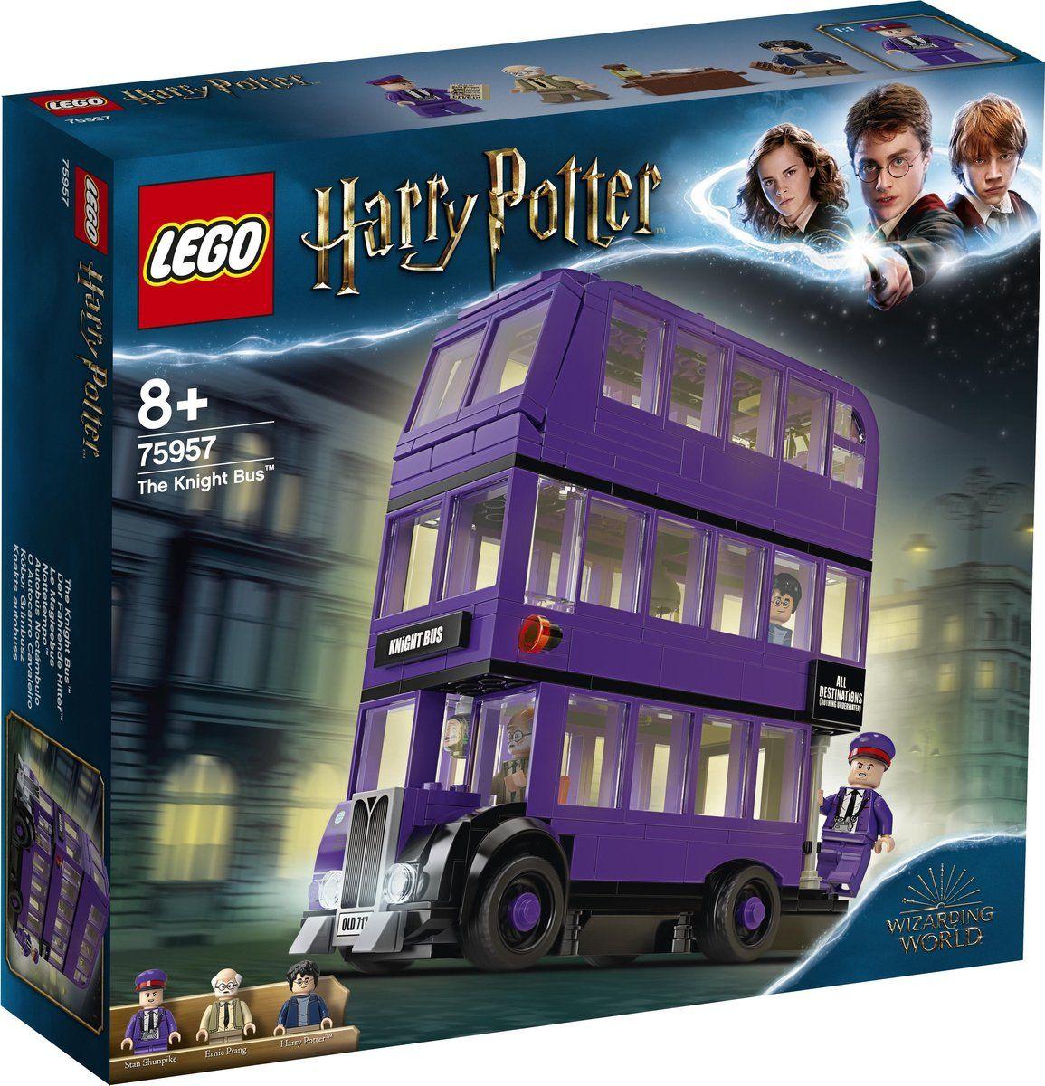 Lego 6278192 Lego Harry Potter De Collectebus - 75957