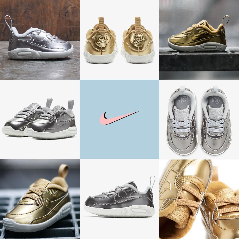 Nike Max 90 wiegbooties
