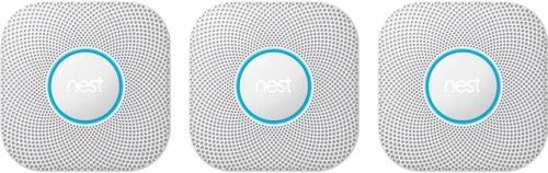 Google Nest Protect V2 Batterij 3-Pack