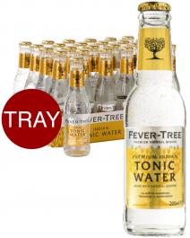 Fever Tree Premium Indian tonic tray 24 stuks