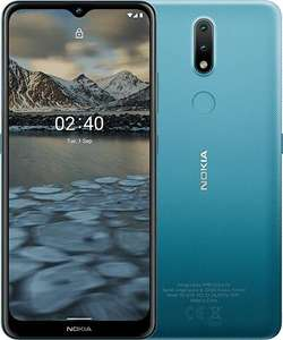 Nokia 2.4 Smartphone Blauw @ Amazon.nl
