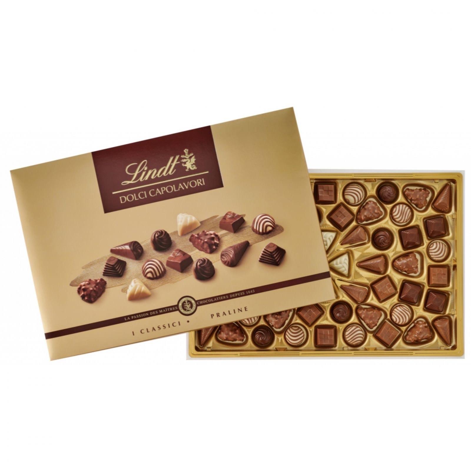 Grote doos Lindt bonbons [30 stuks, 306 gram] @ Die Grenze