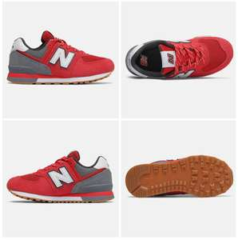 New Balance 574 Sport Pack kids sneakers