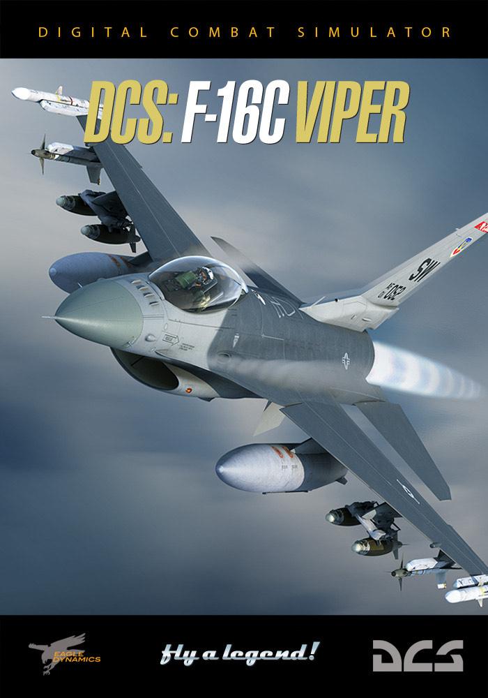 DCS: F-16C Viper @Digital Combat Simulator World