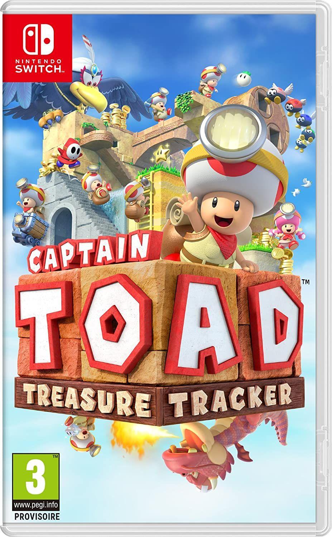 Captain Toad: Treasure Tracker (Nintendo Switch) @Amazon