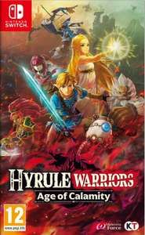 Hyrule Warriors: Age of Calamity (Nintendo Switch) @Amazon