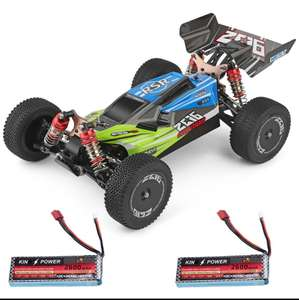 Wltoys 144001 1/14 2.4G 4WD High Speed Racing RC Auto