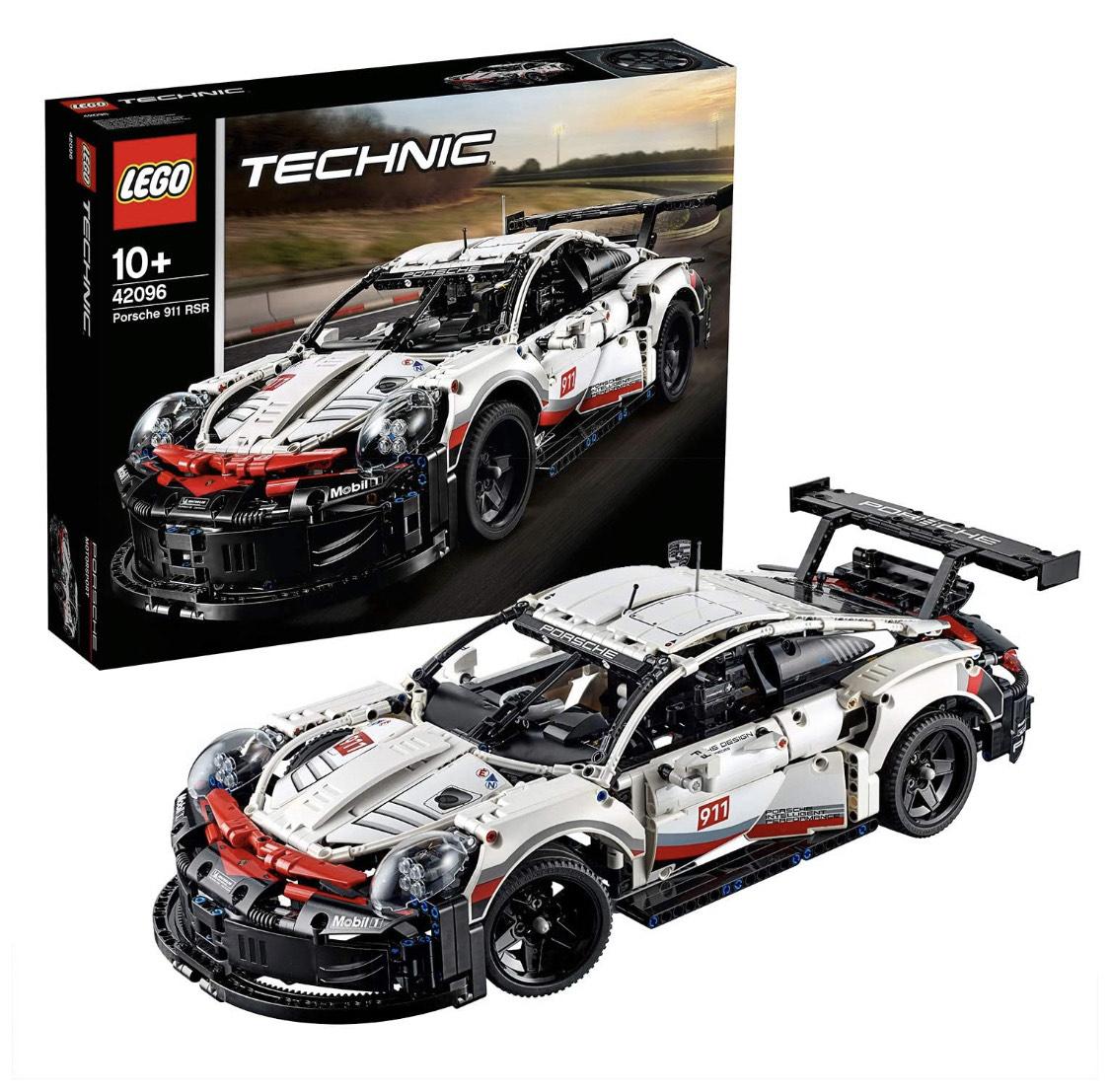 Lego Porsche 911 RSR (42096)