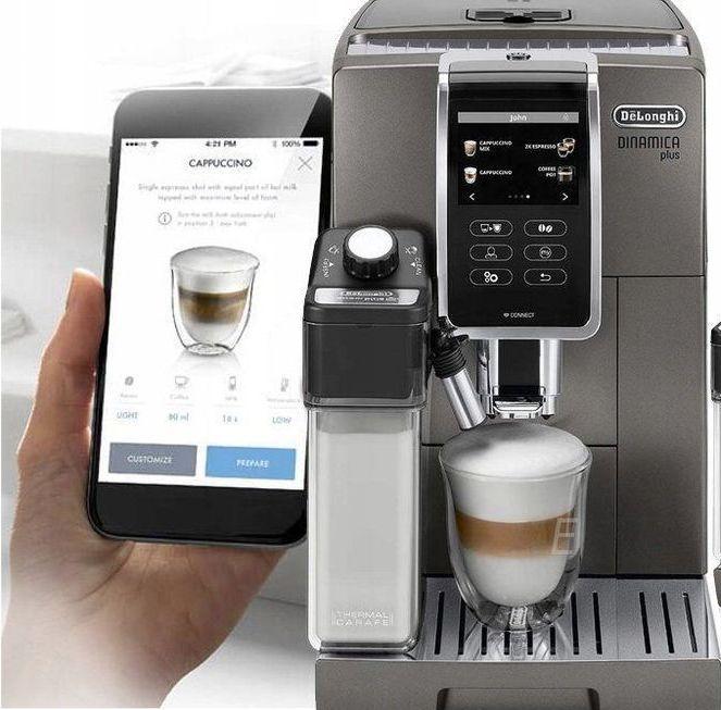 De'Longhi Volautomatische Espresso machine Lattecrema met TFT & App bediening @Amazon IT