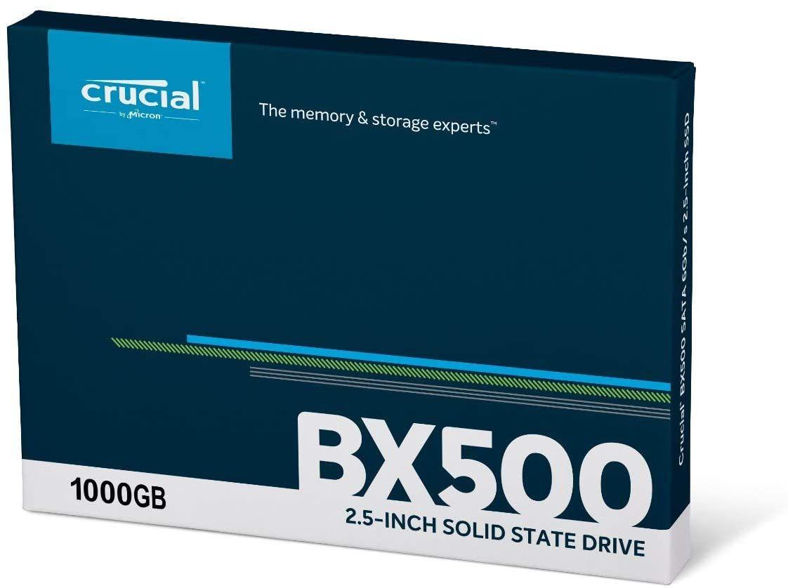 Crucial BX500 1TB SSD @Amazon DE