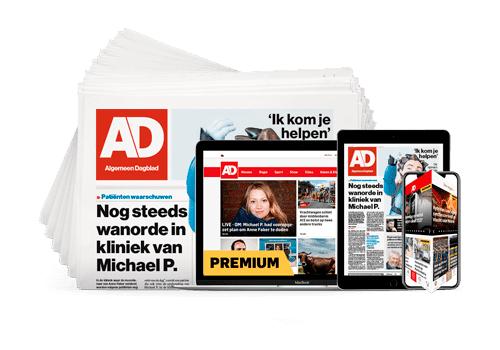 Het AD   Alle abonnementen ongeveer 15-20% extra korting