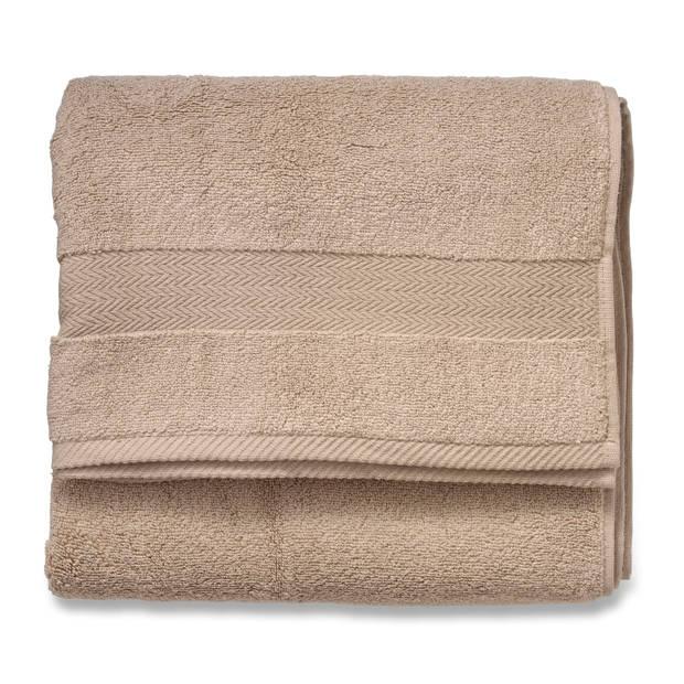 1 + 1 gratis, handdoeken 600 grams/m2