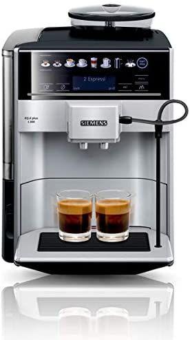 Siemens Eq.6 Plus S300 Espressomachine