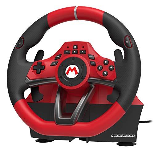 Hori Mario Kart Racing Wheel Pro Deluxe voor Nintendo Switch