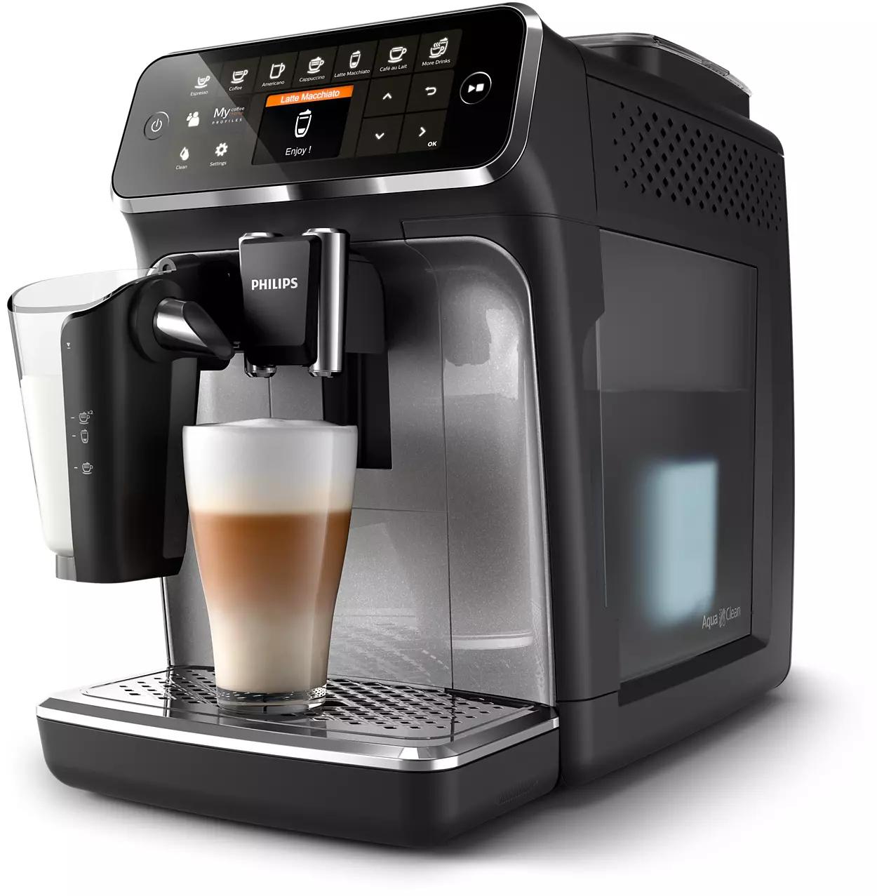 Philips 4300 Series Volautomatische espressomachines EP4346/70