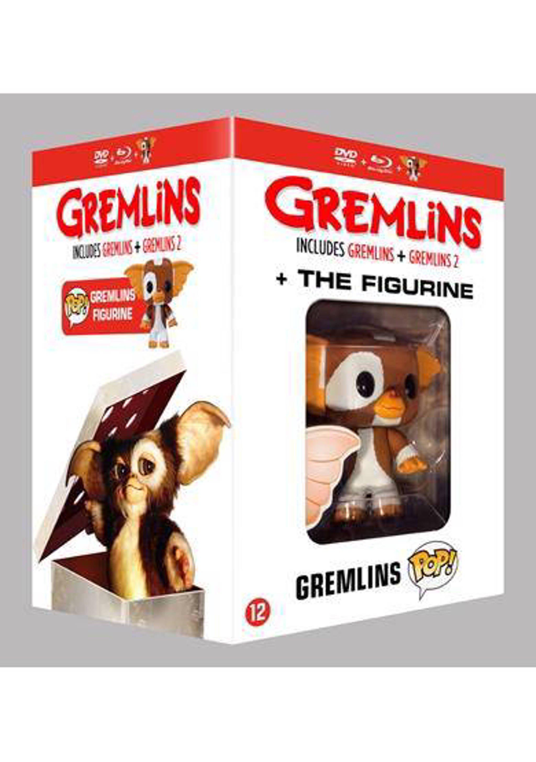 Gremlins collection (Blu-ray) + the Figurine (weer beschikbaar)