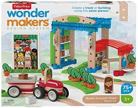 Fisher-Price FXG14 Wonder Makers Stad