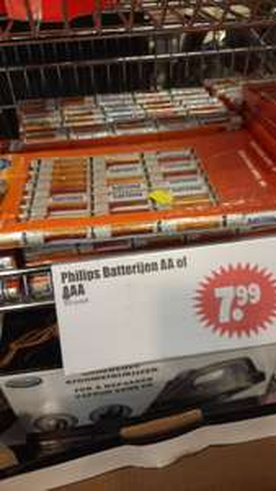 Philips Power Alkaline 50-pack AA of AAA batterijen!