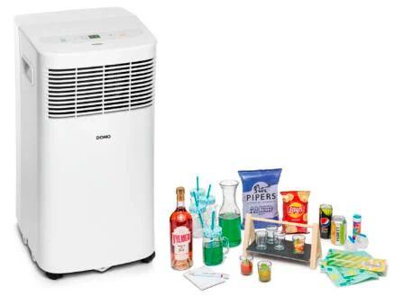 [Grensdeal] Hubo België summerbox met airco