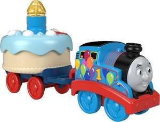 Thomas & Friends 1 jaar Birthday Thomas - Speelgoedtrein