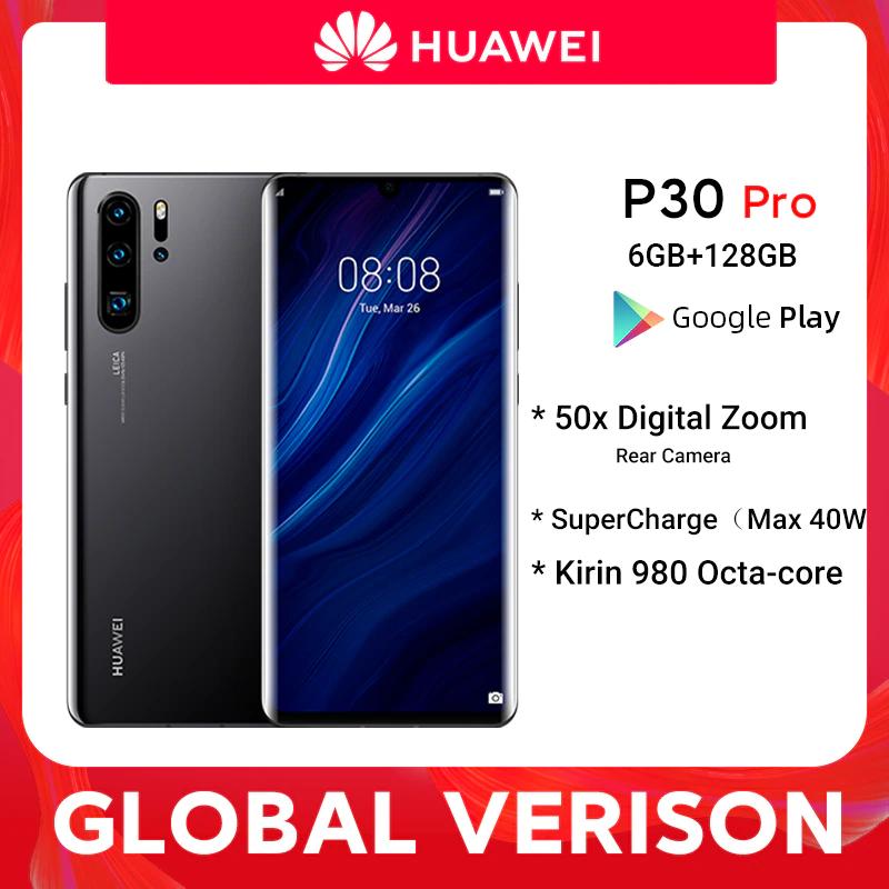 Huawei P30 Pro 6GB 128GB Global Version @Aliexpress