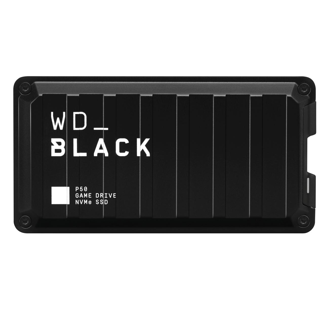 WD_BLACK P50 Game Drive SSD 1TB voor €179,99 @ Western Digital