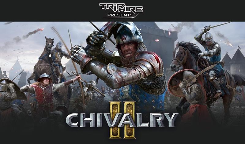 Gratis Chivalry 2 Closed Beta key voor Xbox One