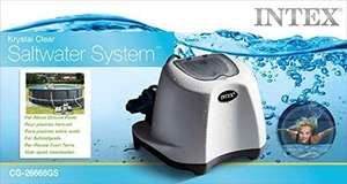 Intex Krystal Clear Saltwater System CG-26668GS